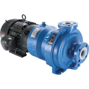 pompe à huile / pour produits chimiques / avec moteur électrique / centrifuge