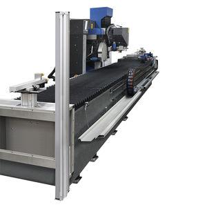 fraiseuse CNC 3 axes / verticale / horizontale / de haute précision