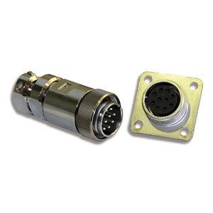 connecteur circulaire / RF / EN2997