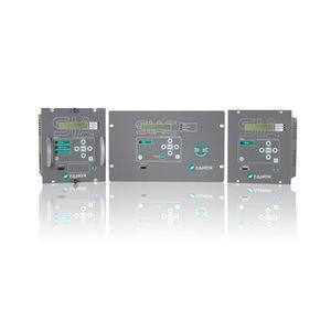 relais de protection de fuite à la terre / de surintensité / de circuit de déclenchement / configurable