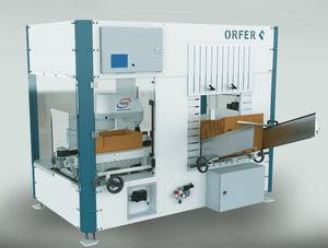 cellule robotisée d'emballage / de manutention / compact
