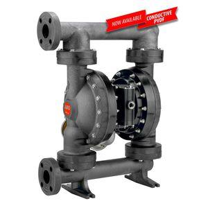pompe à membrane / pour produits chimiques / pneumatique / auto-amorçante