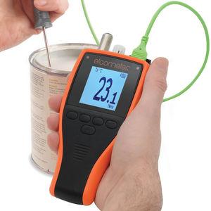 thermo-hygromètre numérique / portatif / température / à point de rosée
