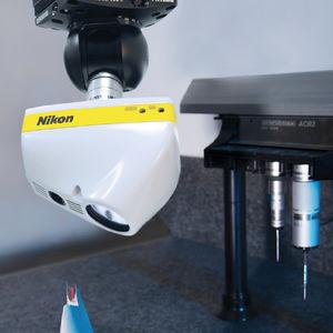 scanner 3D / pour MMT / de profil / laser