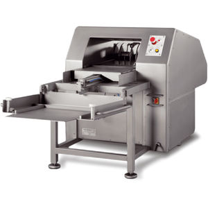 guillotine à viande congelée en acier inoxydable