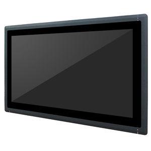 panel PC TFT LCD / à écran tactile capacitif / rétroéclairage à LED / à écran tactile résistif à 5 fils