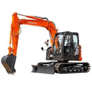pelleteuse intermédiaire / sur chenilles / pour chantier de construction / pour mines et carrières