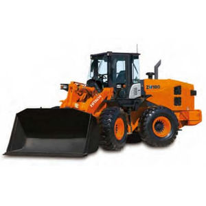 chargeuse à roues / compacte / lourde / pour chantier