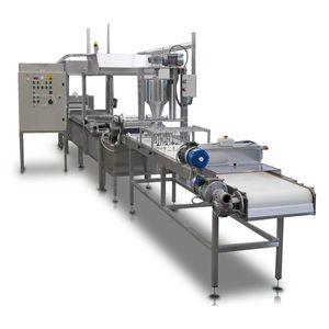 ligne de production pour plats cuisinés de cannelloni