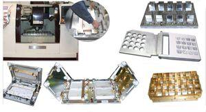 électrode de soudage à haute fréquence