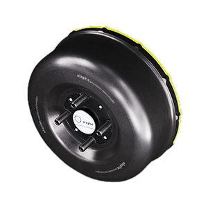 moteur roue pour véhicule électrique / AC / synchrone / 48V