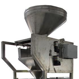 machine de remplissage de cartons