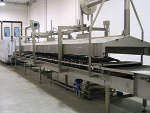 ligne de production de pâtes fraîches