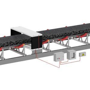 détecteur de métaux à tunnel