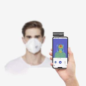 caméra de dépistage de fièvre