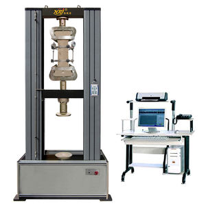machine d'essai universelle / d'élongation / de charge statique / de résistance à la traction