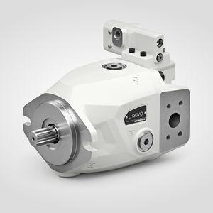 pompe hydraulique à piston axial / compacte / à cylindrée variable / silencieuse