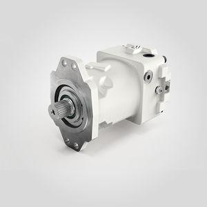 moteur hydraulique à piston axial / à cylindrée fixe / haute pression / à montage à bride