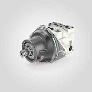 moteur hydraulique à piston axial / à cylindrée fixe / compact / haute pression