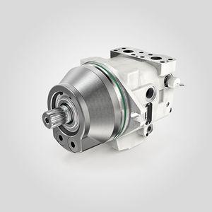 moteur hydraulique à piston axial / compact / à cylindrée variable / haute pression