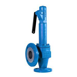 soupape de sécurité pour eau chaude / pour air / pour vapeur / pour réservoir