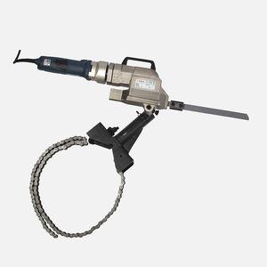 coupe-tube en acier / électrique / portatif / pneumatique