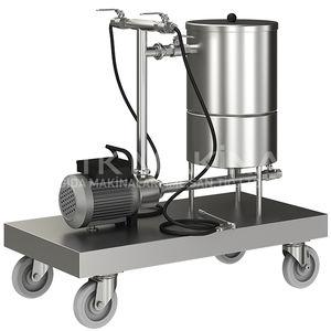fermenteur pour produits laitiers