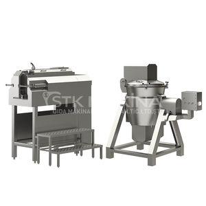 cuiseur industriel sec