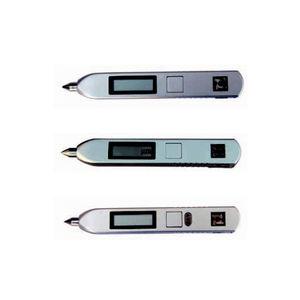 vibromètre type stylo / de surveillance de machine / portable / numérique