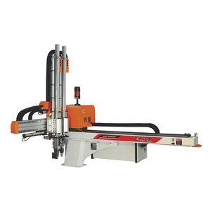robot pour prise de masselotte / cartésien / 1 axe / pick and place