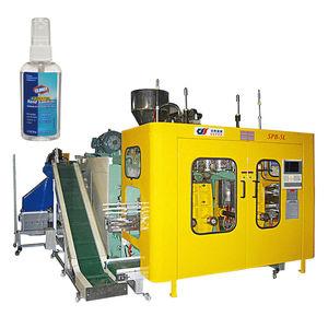 extrudeuse-souffleuse / pour bouteilles / pour applications médicales