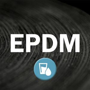 feuille en caoutchouc en EPDM