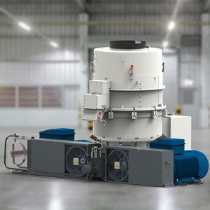 broyeur granulateur à cylindres verticaux