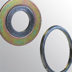 joint spiralé / en graphite / en métal / en PTFE