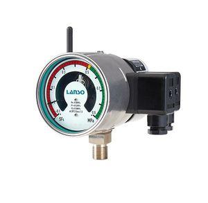 appareil de surveillance de la densité / de pression / pour réservoir / SF6