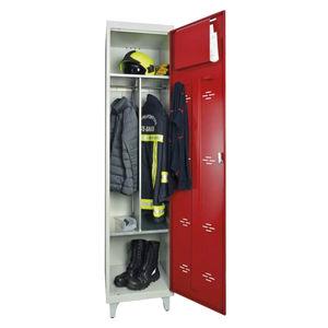 armoire vestiaire pour pompier