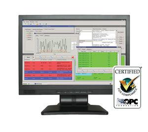 système de surveillance de particules / de température / de pression / d'humidité