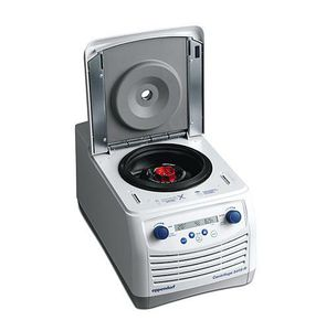centrifugeuse de laboratoire / filtrante / de table / compacte