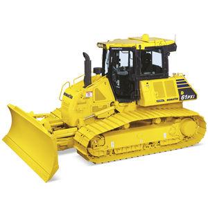 bulldozer sur chenilles