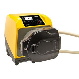 pompe à eau / pour produits chimiques / électrique / péristaltique