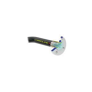 tuyau flexible pour produits chimiques / de protection / chimique / de process