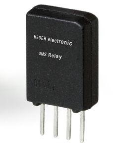 relais reed de puissance / miniature / pour circuit imprimé / pour montage en surface