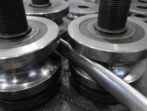 cintrage de tuyau métal