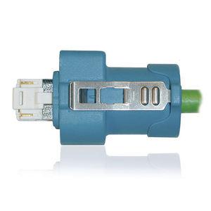 connecteur de données / RJ45 / enfichable / avec câble