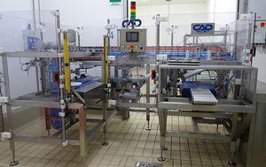 machine à écroûter le fromage automatique