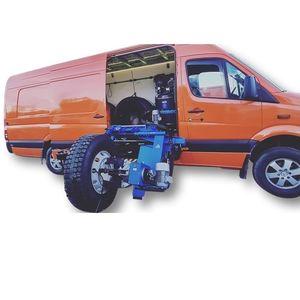 démonte-pneu pour camions