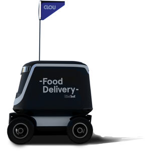 robot de livraison pour nourriture