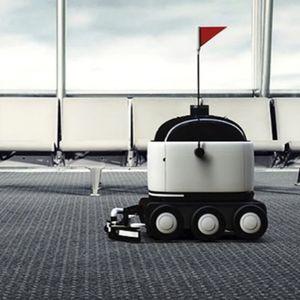 robot de nettoyage de sol