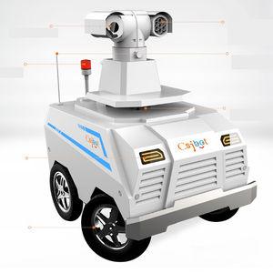 robot de surveillance autonome