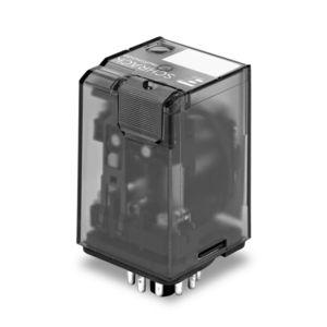 relais électromécanique DC / monostable / de puissance / à montage sur panneau